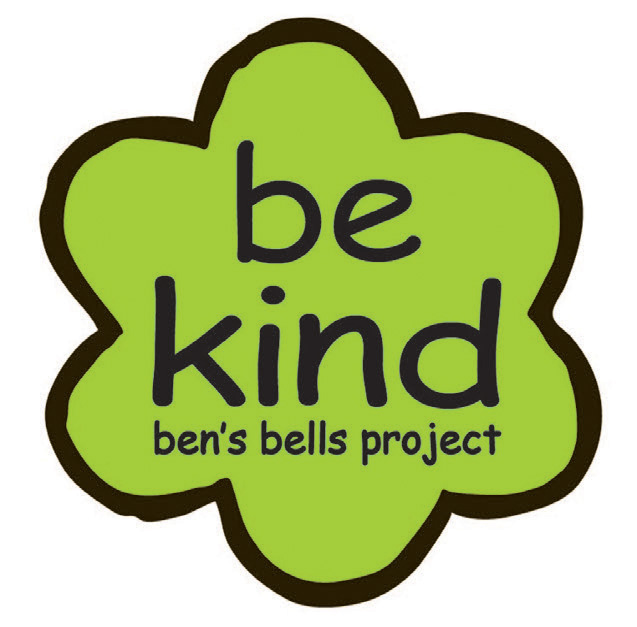 Ben Bells be kind logo