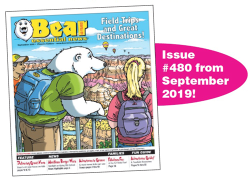 Issue  #480 from  September 2019!