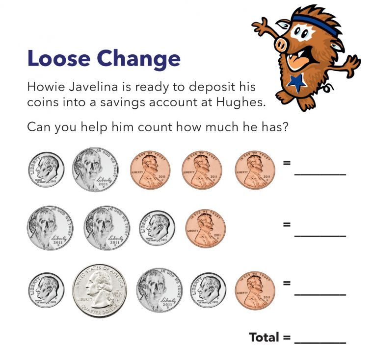 Loose Change Quiz
